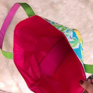 Lilly Pulitzer Bags - Lilly Pulitzer Floral Beach Tote Bag  Estee